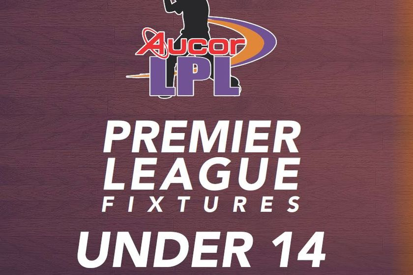 The U14 Junior LPL fixtures for 2019