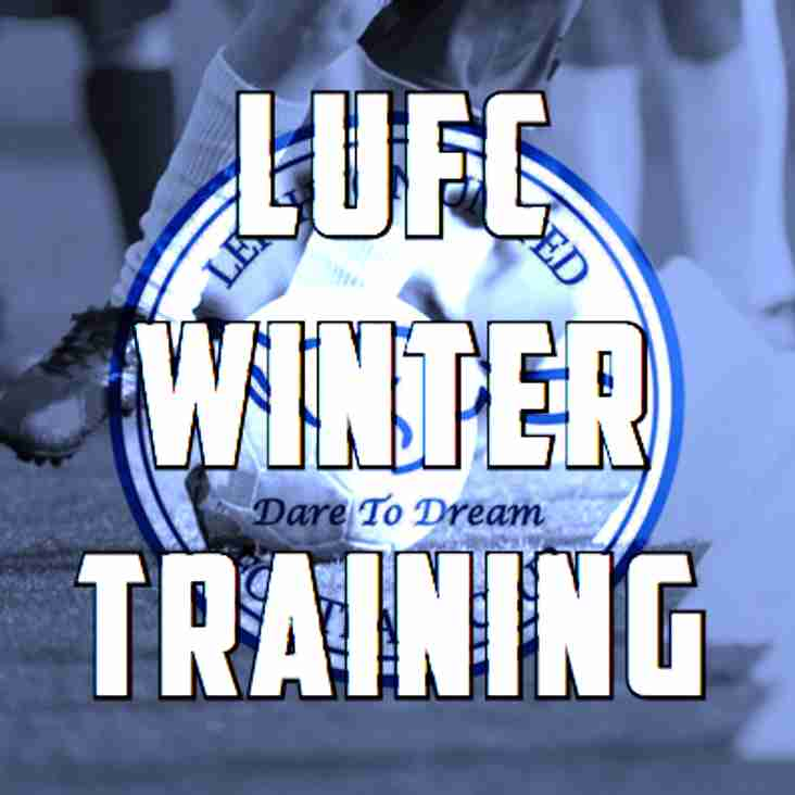 Commencement of LUFC Winter Training