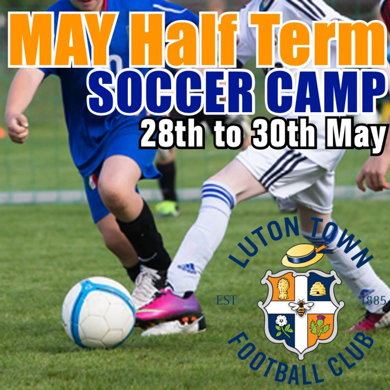 LTFC Soccer Camp returns to LUFC for MAY Half Term Holidays