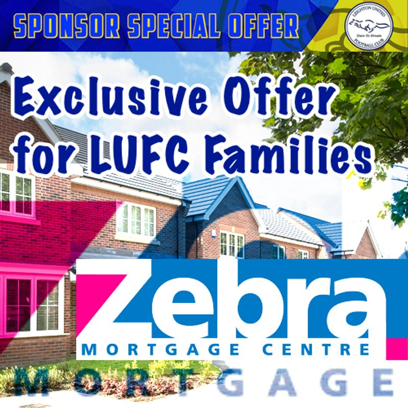 Exclusive Sponsor Offer for LUFC Families