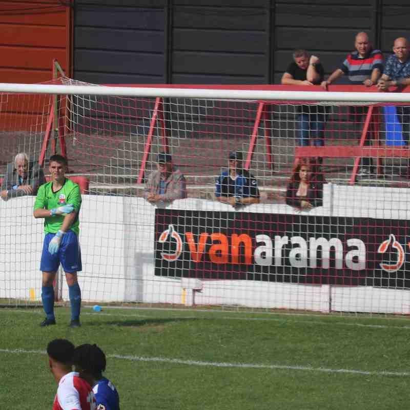 Ashton United Away