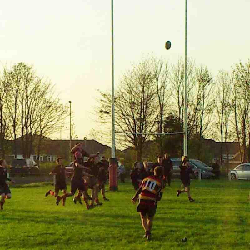 Colts v Bury 13th Nov 2011