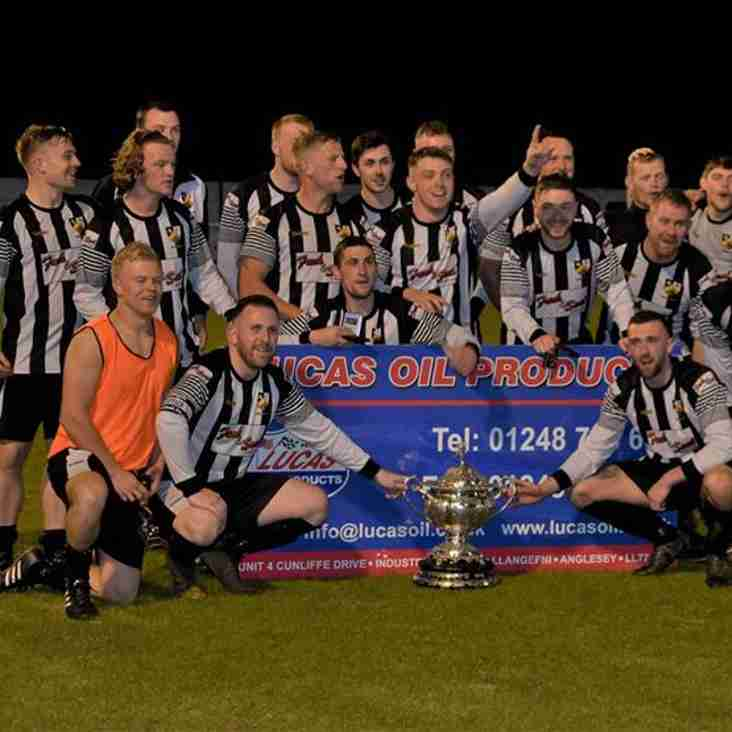 Caergybi Win Dargie Cup And Lucas Oil Cup
