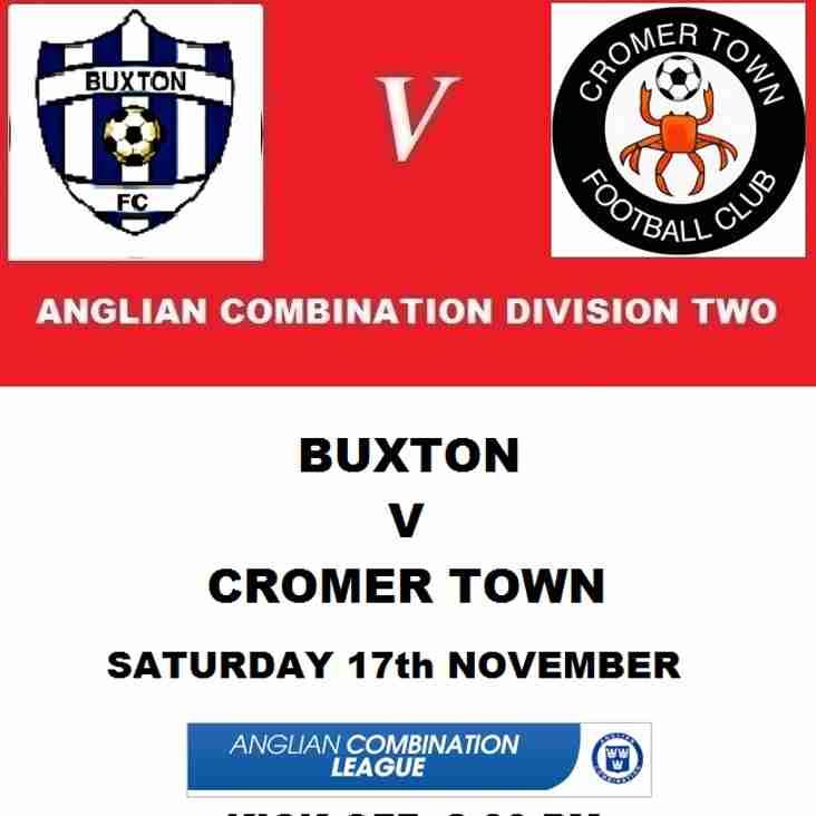 Buxton v Cromer Town