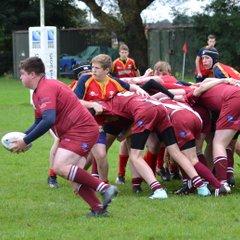 Rossendale U16 V Bury