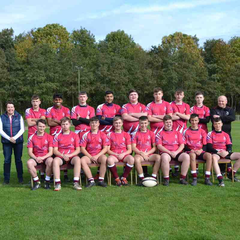 U17 Colts Team Photo