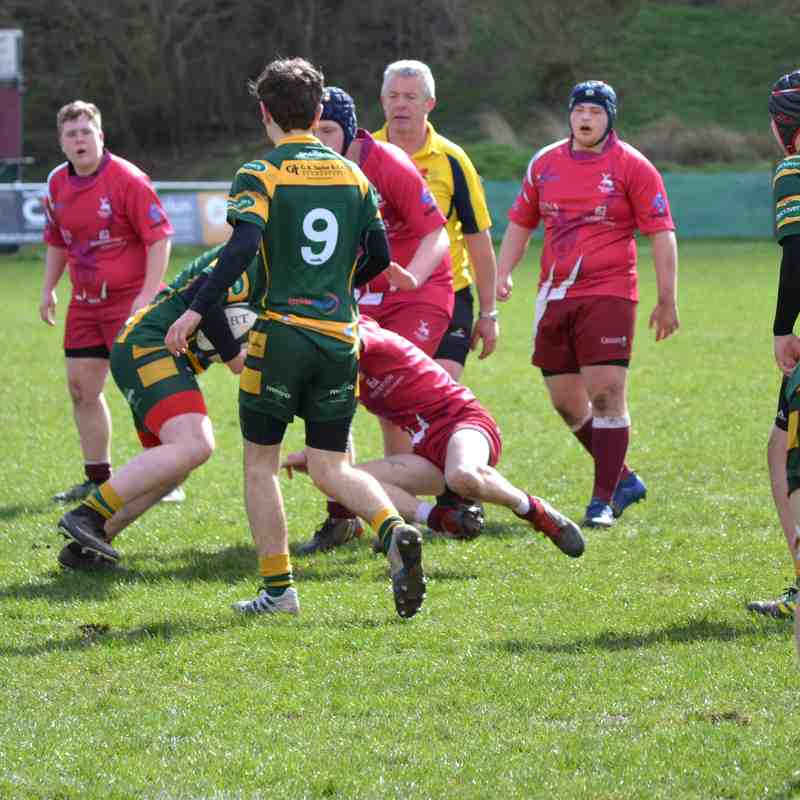 Rossendale Colts V West Park St Helens