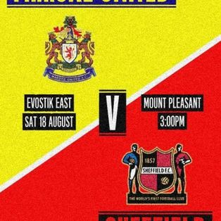 Marske United 4-0 Sheffield FC - Match Report