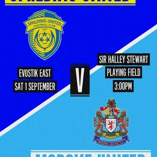 Spalding United 0-2 Marske - Match Report