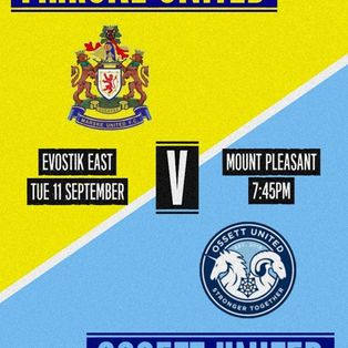 Marske 0-0 Ossett United - Match Report