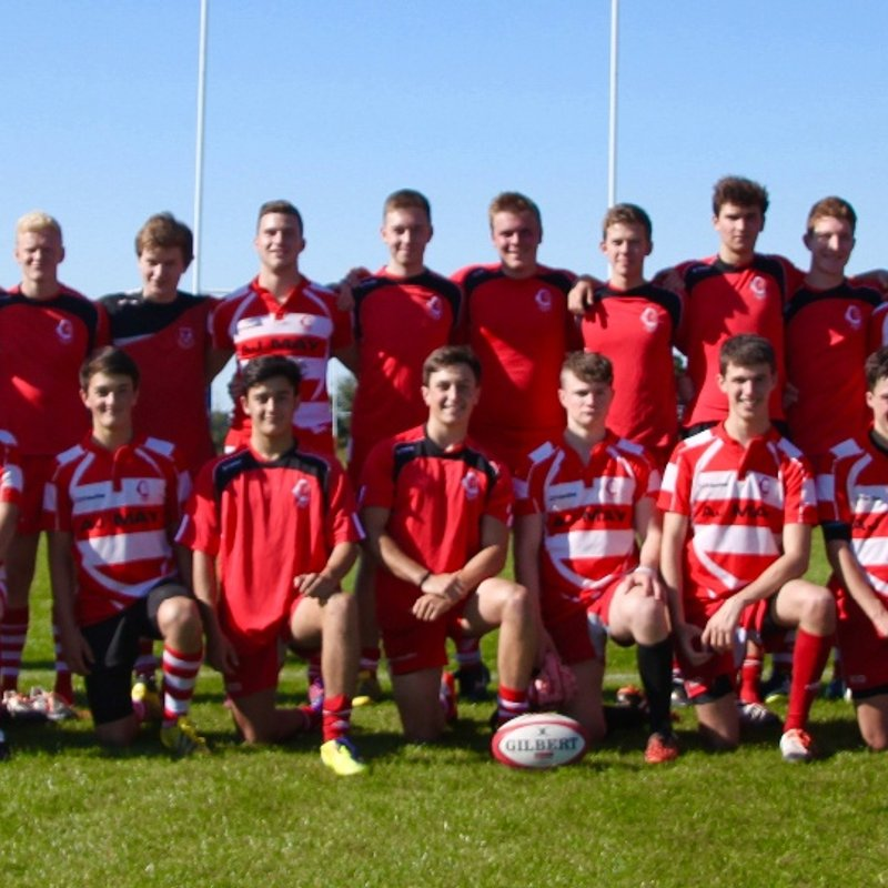 The Colts - Under 18's lose to Royal Wootton Bassett B 50 - 0