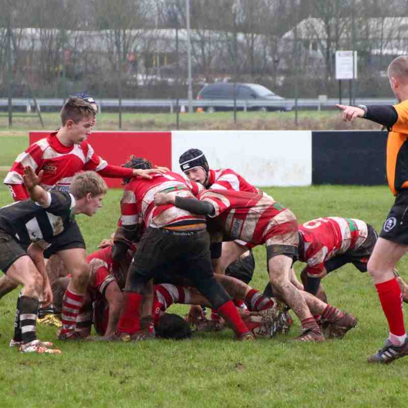 u15s v Chippenham 24 Jan 16