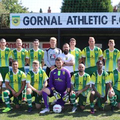GORNAL ATHLETIC 2018-19