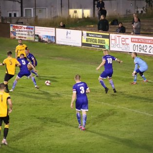 North End suffer defeat at Cables