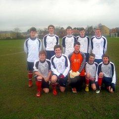 Boxford Rovers U16's