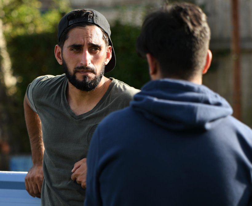 Fa Vase Post Match Interview With Khurram Shazad Eccleshill United