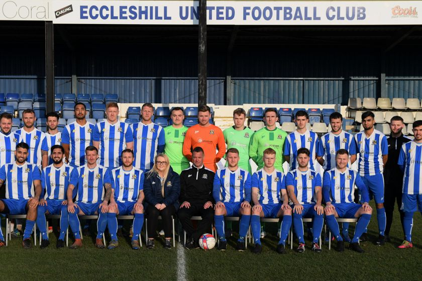 Knaresborough Town vs. Eccleshill United