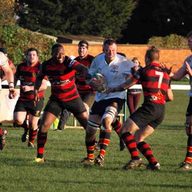 Old Northamptonian's v Belgrave