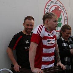 Bonnyrigg v Haddington Cup