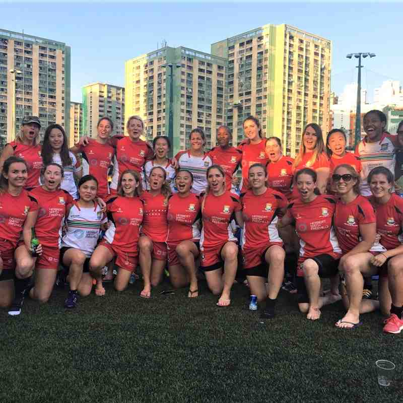 TRANSACT 24 Taipo Dragon 2 vs HKU SANDY BAY STORM