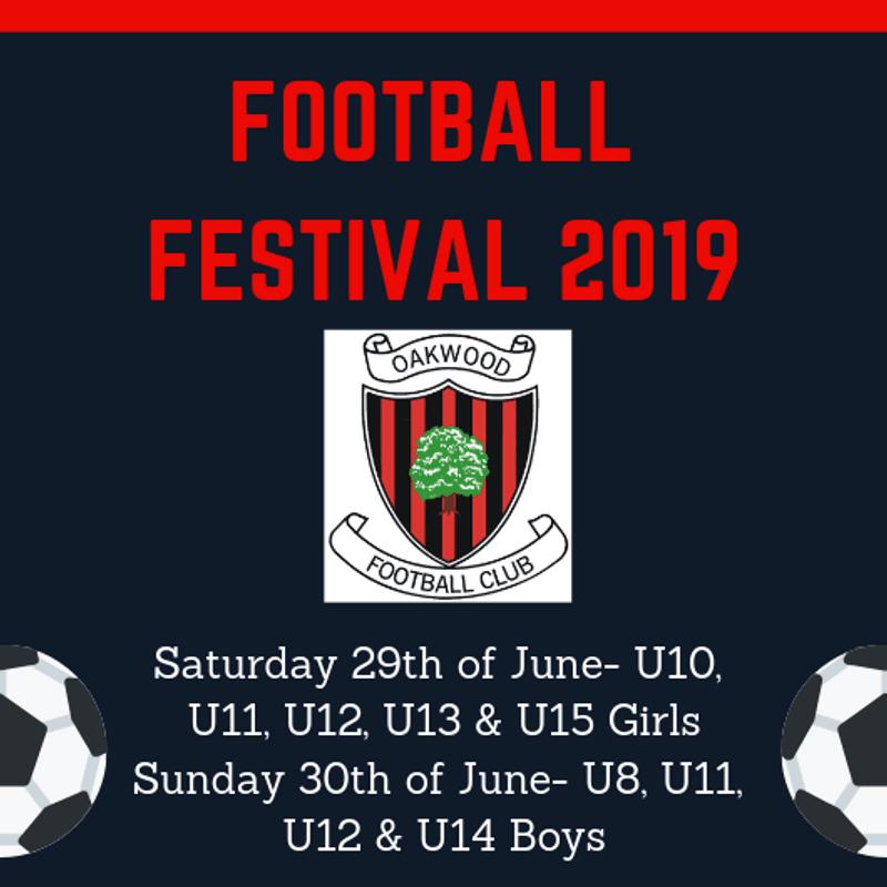 Football Festival 2019
