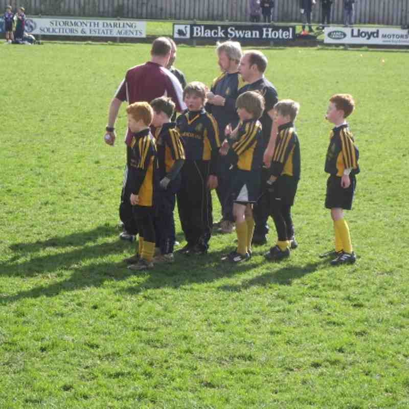 P5's Kelso Tournament 18/03/12