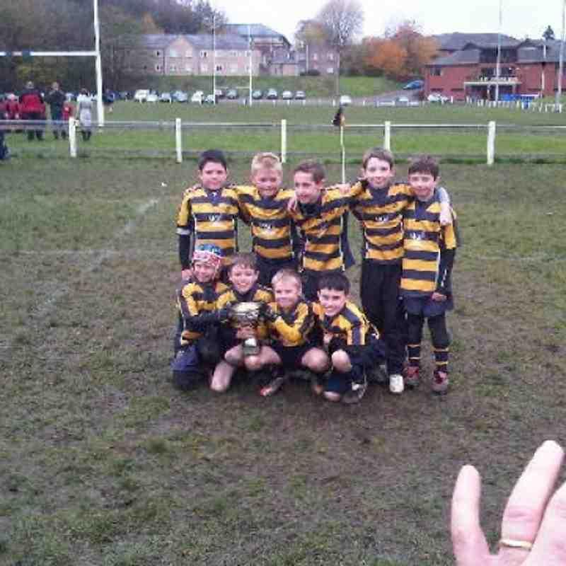 U9s Durham City Rugby Football Club