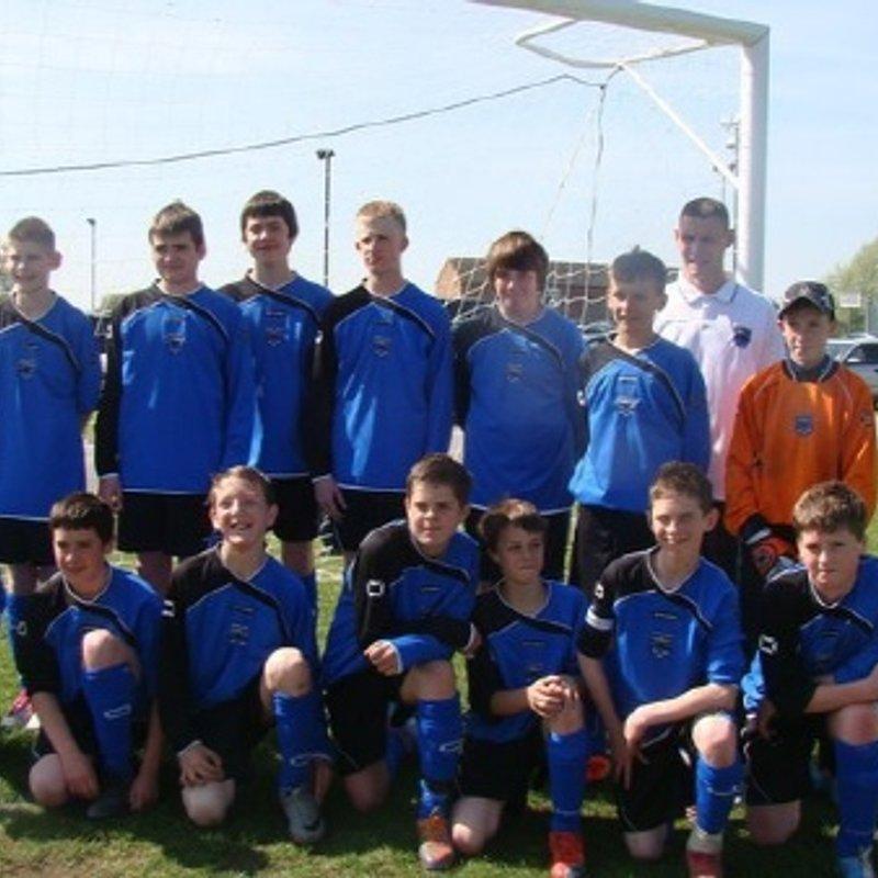 U15s lose to Osbaldwick 4 - 2