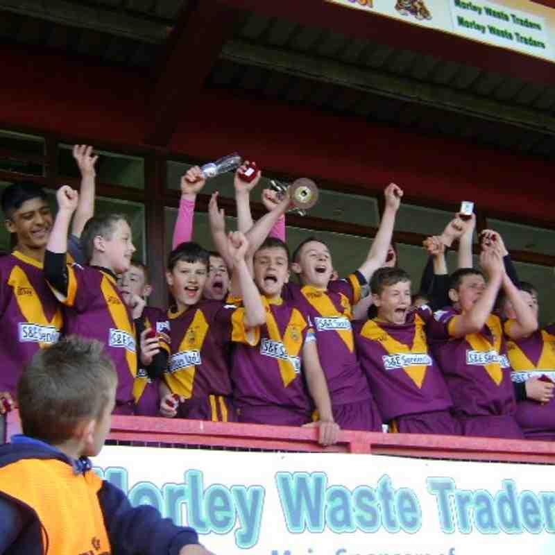 2011 U13s Local Cup Final