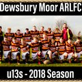 Lock Lane  vs. Dewsbury Moor ARLFC
