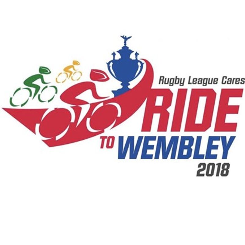 Kerry's 2018 UK Red Ride to Wembley
