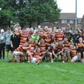Moor Maroons back to back secure promotions!
