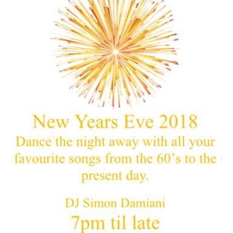 New Years Eve Party - 7pm til late