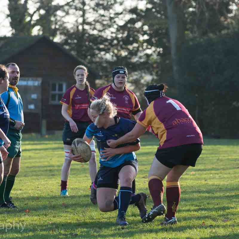 Towcester Roses vs Greyhound Ladies