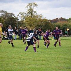 Northampton Outlaws vs Rushden & Higham 3's