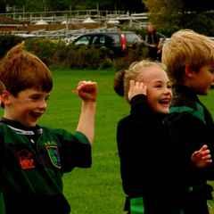 Junior Season starts Sunday Sixth September (10:30AM)