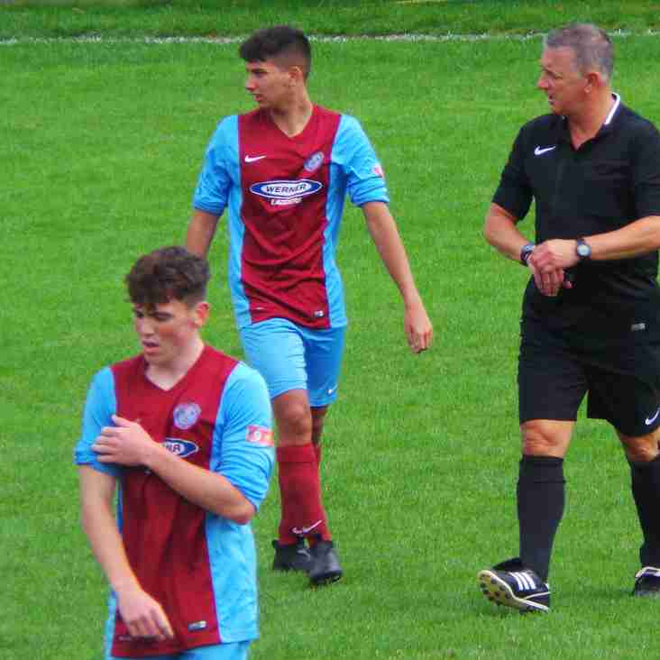 Our Under 18's start their Hampshire Cup campaign this Sunday!