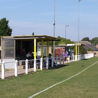Dinnington Town v Collingham FC