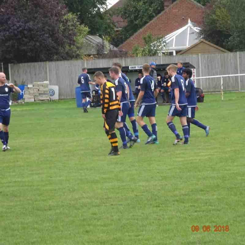 Collingham v Retford FC