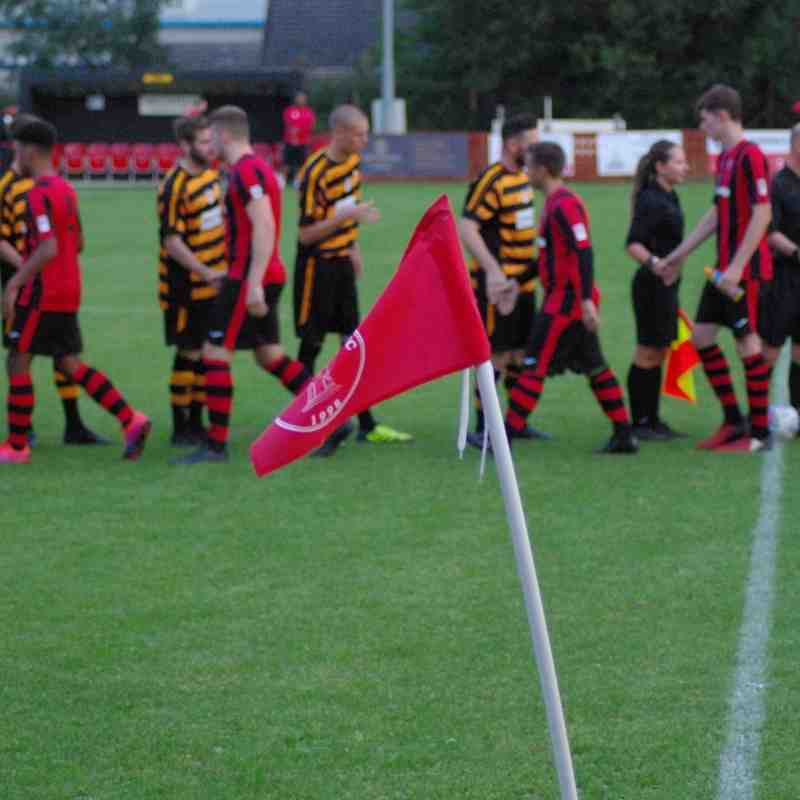 Dronfield v Collingham 27th Aug