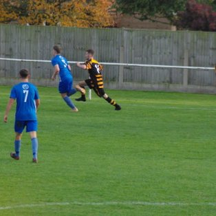 Three first half goal undo Collingham