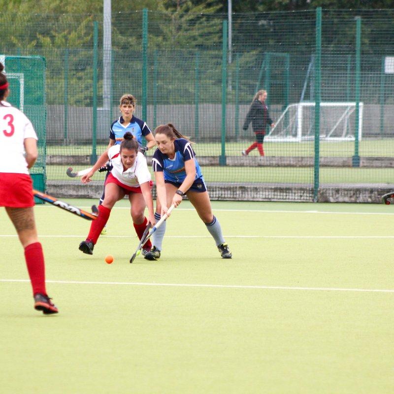 Ladies 1's v Halifax 2's - Match Report  - 22nd Sept 2018