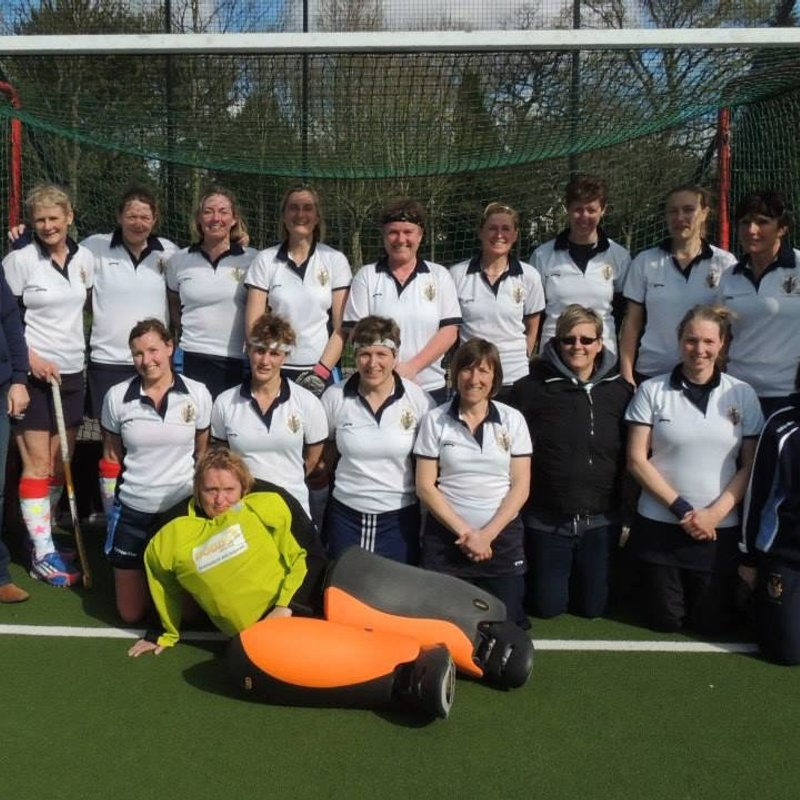 Ladies over 35s lose to Doncaster 2 - 4