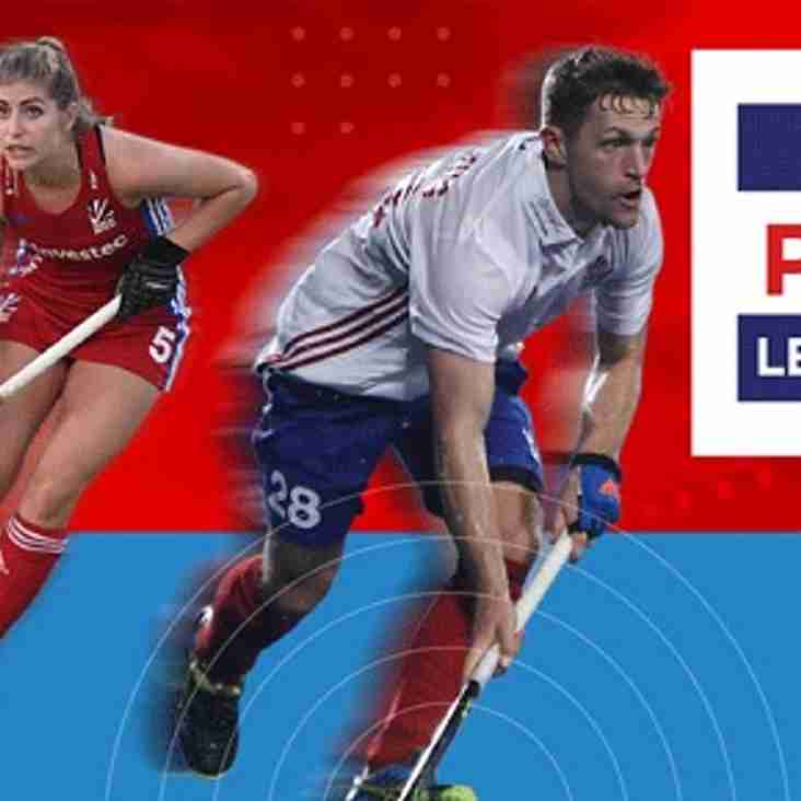 Early Opportunity to purchase England Hockey tickets in April/May/June 2019.