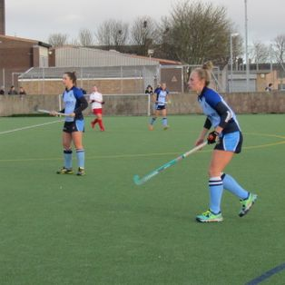 Ladies 1's v Leeds Adel 2's - Match Report  - 12TH JAN 2019