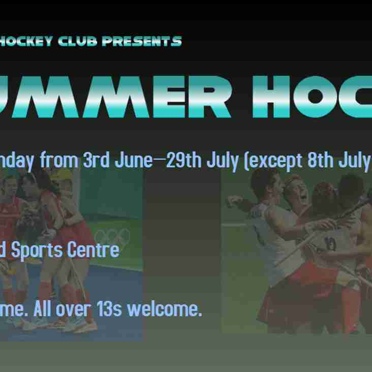 Summer Hockey