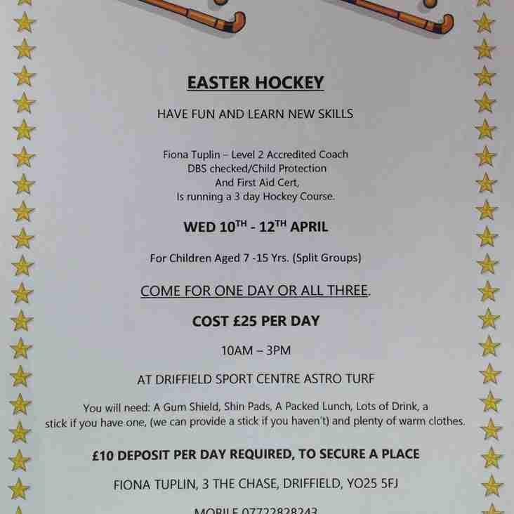 Easter Hockey