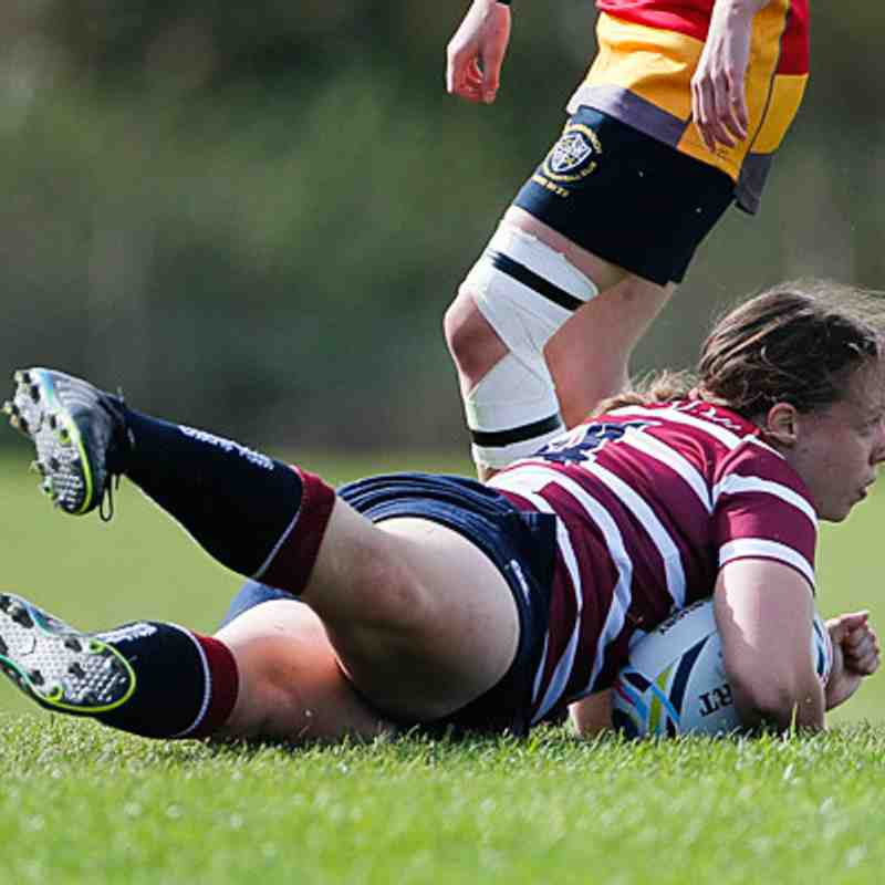 Shelford Women vs Peterborough Sept 9th 2018