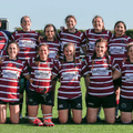 Women beat Five Ways Old Edwardians Ladies 19 - 10