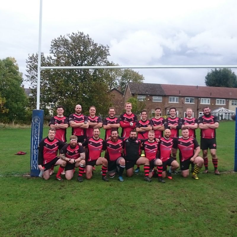 1st Team lose to Sheffield History Soc 12 - 21